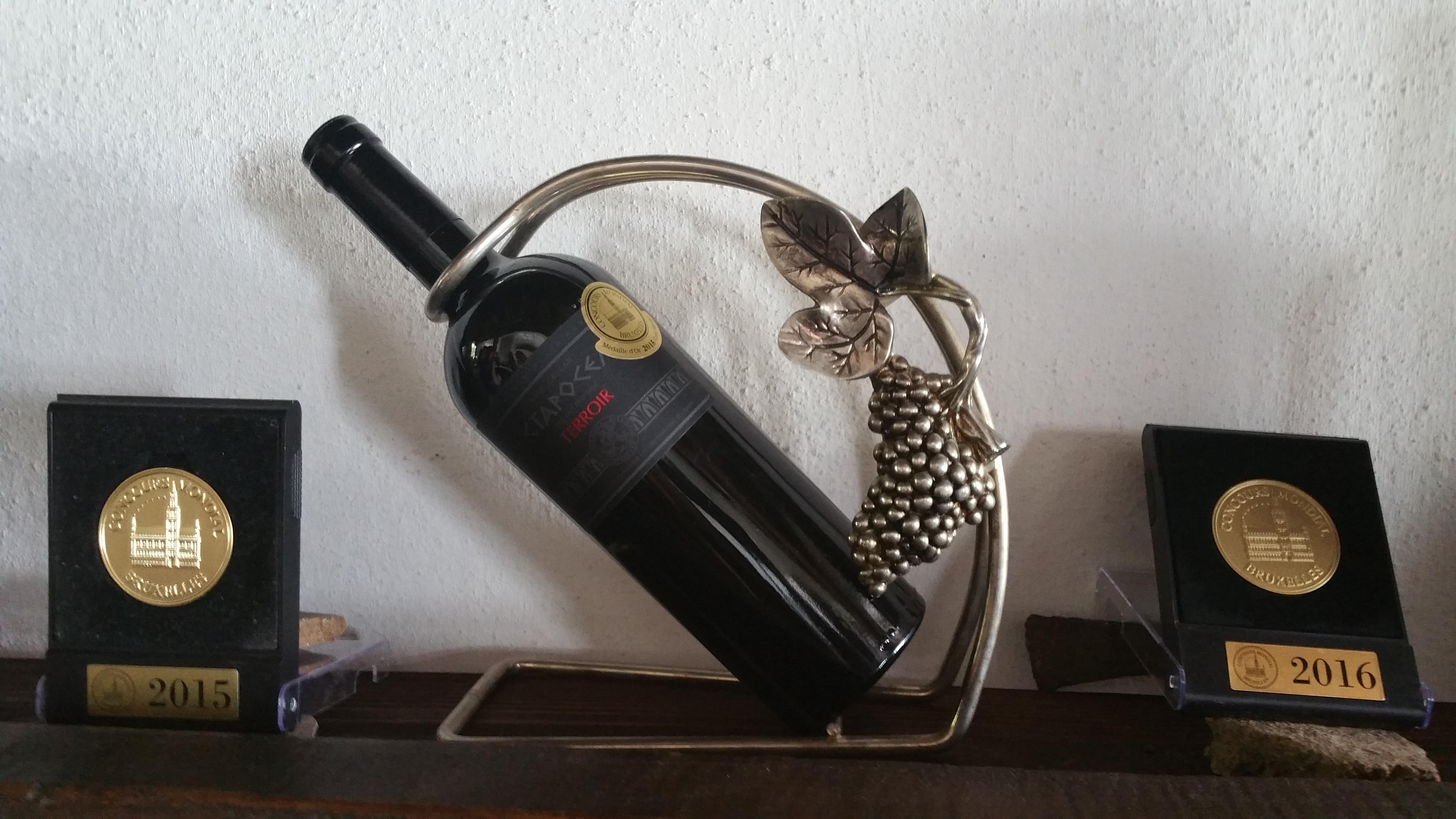 Starosel Terroir wine