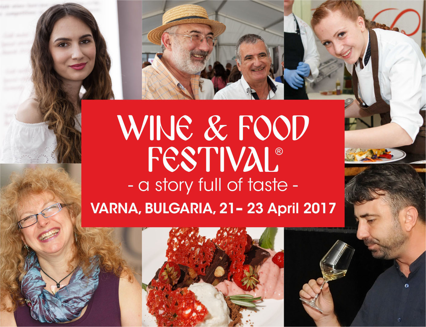 Varna Wine and Food Festival 2017 Bulgaria Travel