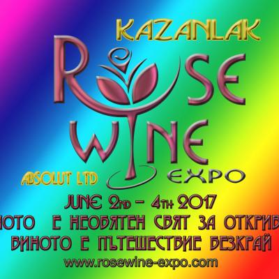 Kazanlak Rose Festival Bulgarian Rose Wine 2017