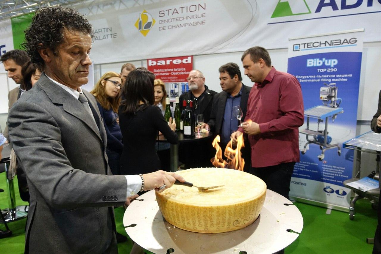 Wine and Cheese Vinaria 2017